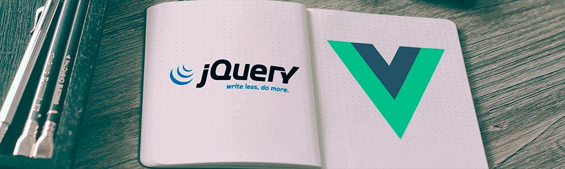 Vue и jquery в примерах